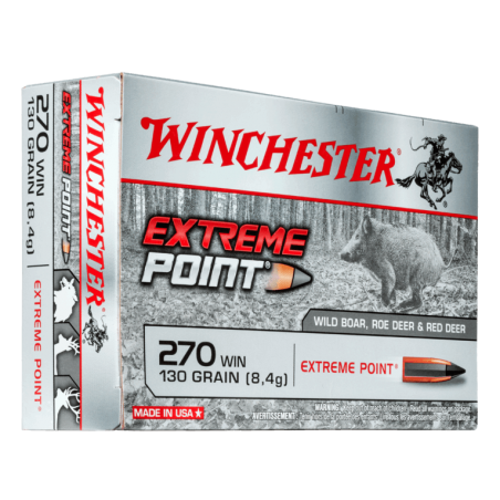 WINCHESTER, 270Win, EXTREME POINT 8.42g/130grs (20szt.)