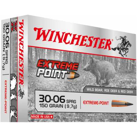 WINCHESTER, 7mmRM, EXTREME POINT 9.07g/140grs (20szt.)