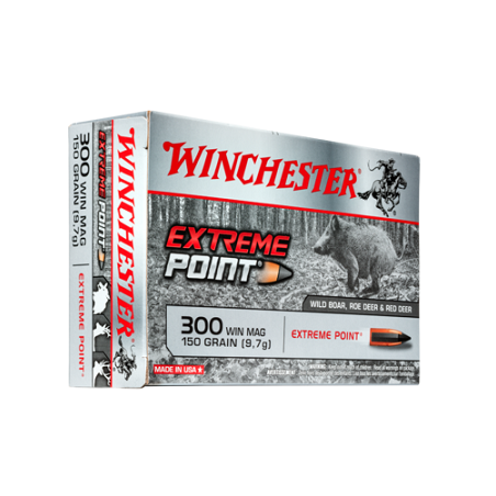 WINCHESTER, 300WM, EXTREME POINT 9.72g/150grs (20szt.)