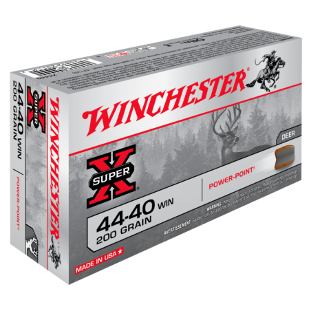 WINCHESTER, 44-40Win, POWER POINT 12.96g/200grs (50szt.)