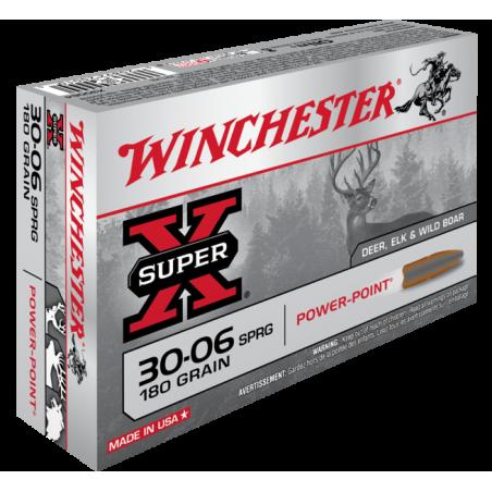 WINCHESTER, 30-06 POWER POINT 11.66g/180grs (20szt.)
