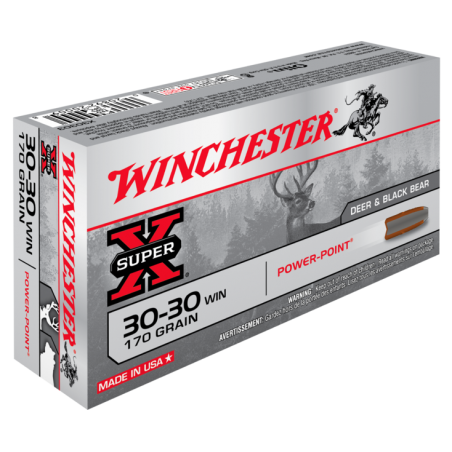 WINCHESTER, 30-30Win, POWER POINT 11.02g/170grs (20szt.)