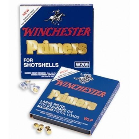 SPŁONKI WINCHESTER SHOTGUNS SHELLS 209 (100szt.)