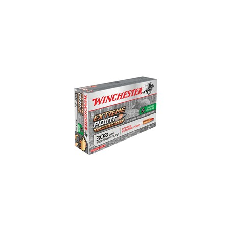 WINCHESTER, 308Win, EXTREME POINT LEAD FREE 9.72g/150grs (20szt.)