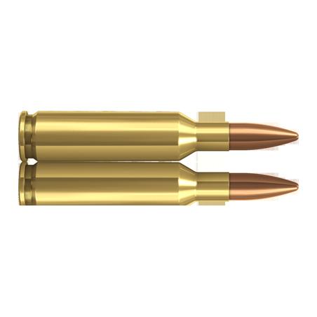 NORMA, .6mm XC, JAKTMATCH FMJ 6.2g/95grs (20)