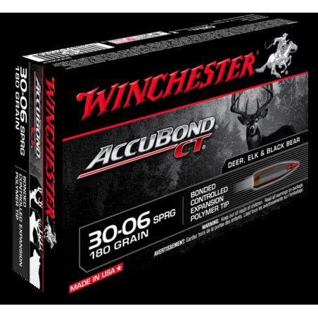 WINCHESTER, 30-06, ACCUBOND 11.66g/180grs (20szt.)