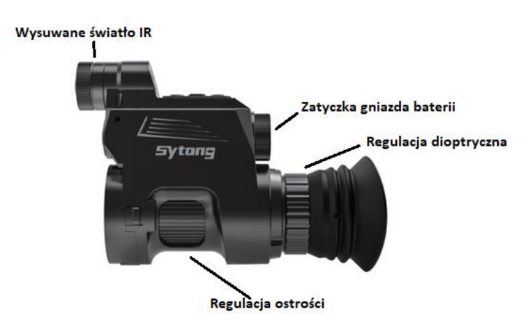 NASADKA NOKTOWIZYJNA SYTONG HT-66 opis urządzenia