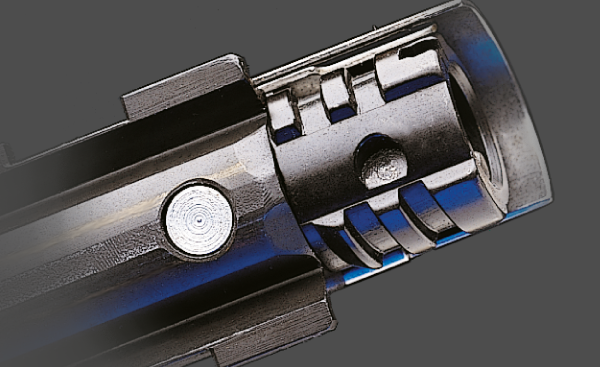 mechanizm zamka broni