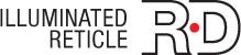 logo RD Illuminated Reticle System